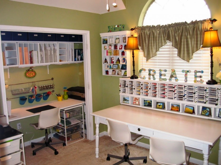 Scrapbook Room Ideas. Finest My Scrapbook Room Cutting Station Blogs ...