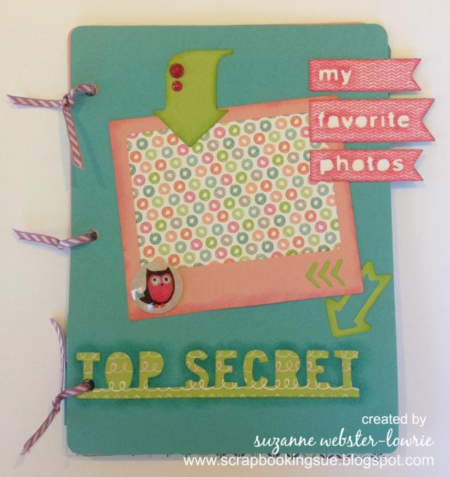 Lollydoodle Mini Book