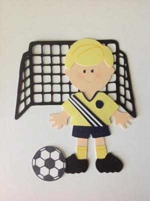 Soccer Boy Ethan 2