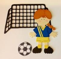 Soccer Girl 3