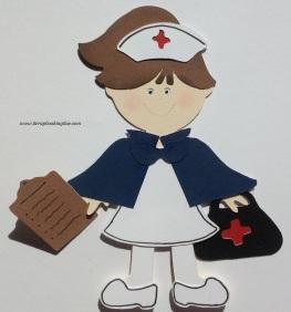 Vintage Nurse 2