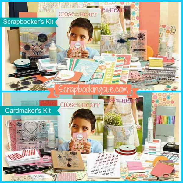 close to my heart ctmh fall 2014 new consultant kit