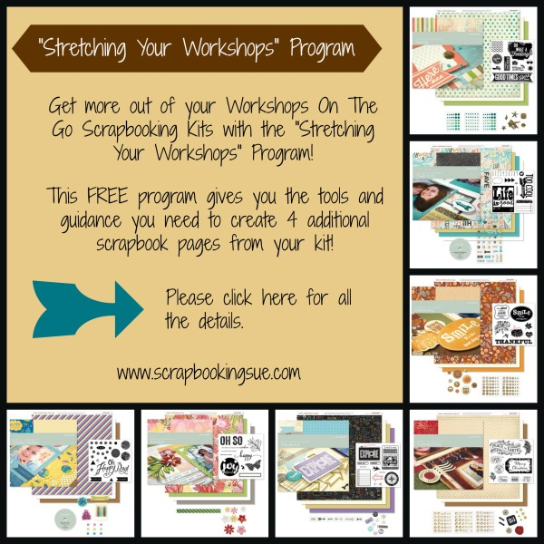 Stretching Your Workshops