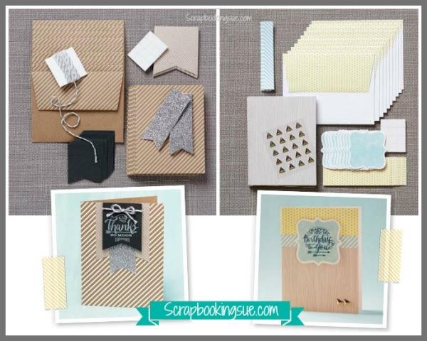 Cut above card kits 2