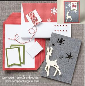 cut above christmas card