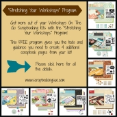 close to my heart workshops on the go free program