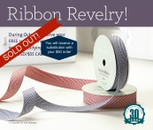 FREE Roll of Ribbon or Accessory!