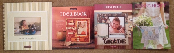 close to my heart ctmh catalogs