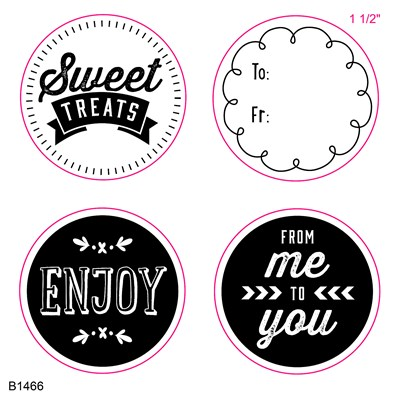 close to my heart stmh sweet salutations stamp set