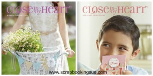 close to my heart ctmh idea books