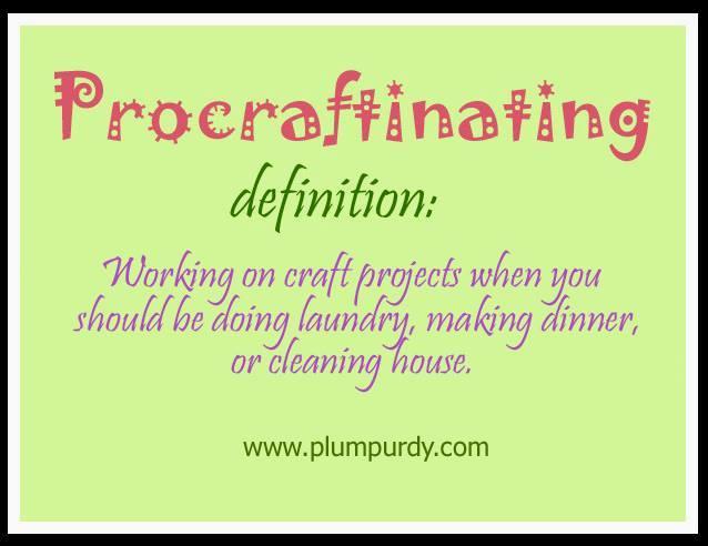 procraftingating