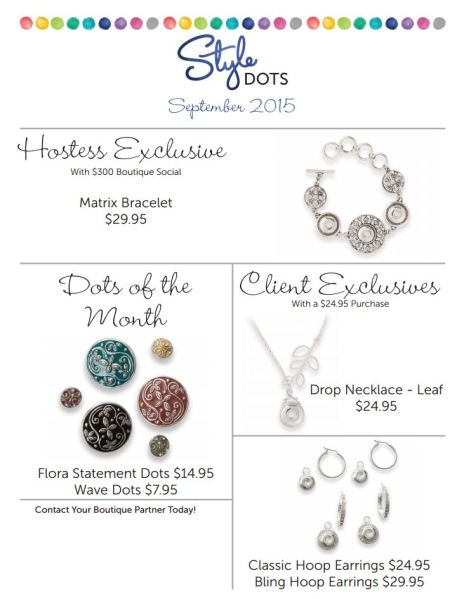 style dots specials