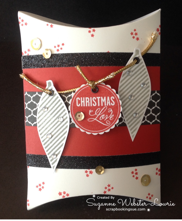 ctmh october sotm christmas pillow box