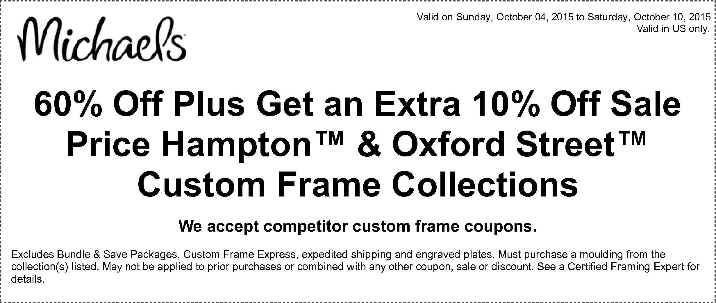 Nice Ac Moore Framing Coupon Model - Frame Photo Design Ideas ...