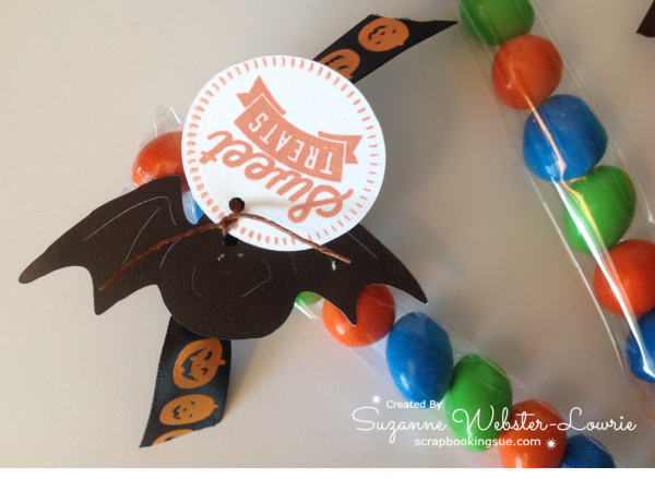 CTMH Sweet Halloween Treat Bags
