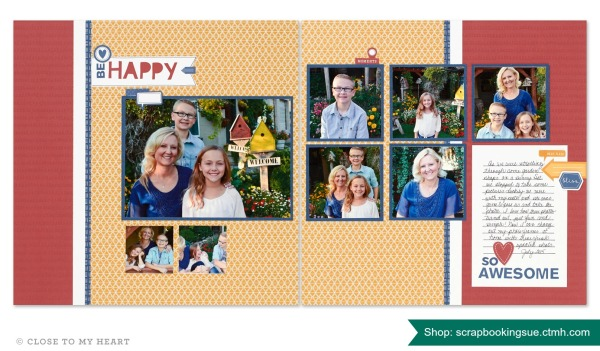 CTMH November Special: Simply Fundamental Scrapbooking