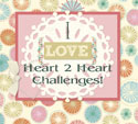 heart 2 heart badge