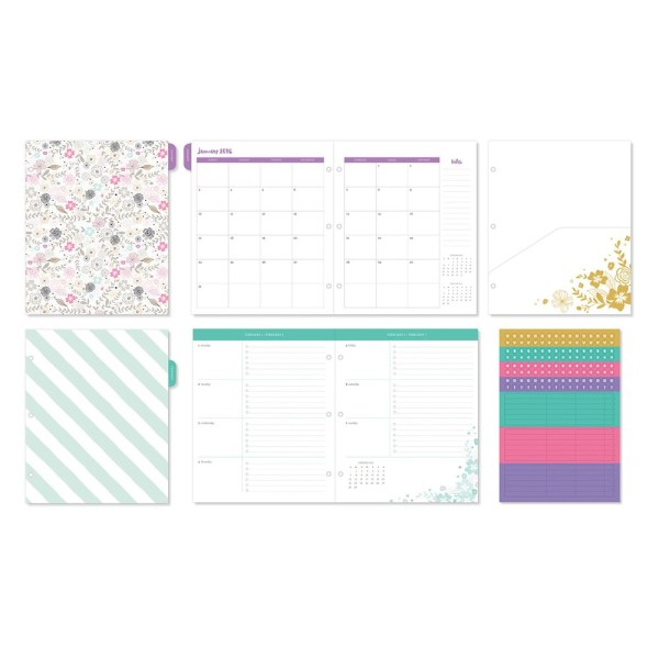 CTMH Everyday Life Planner Pages