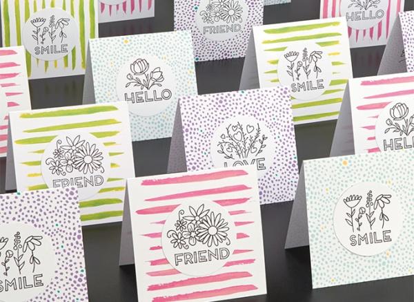 CTMH Create Kindness Card Kit