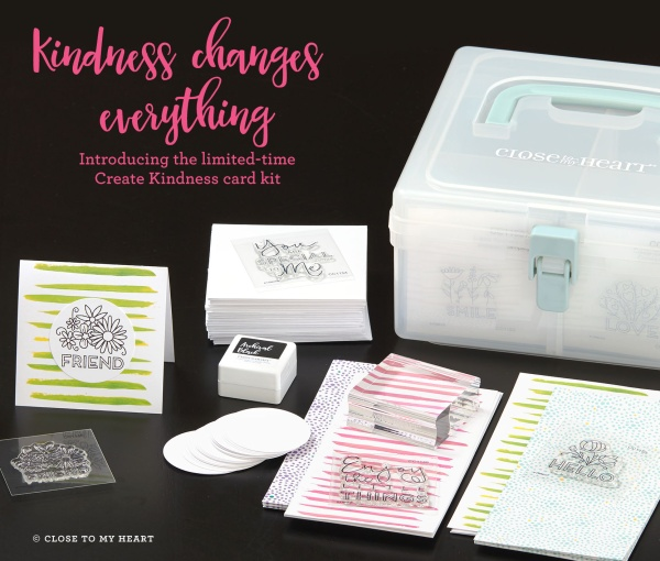 CTMH Create Kindness Card Kit