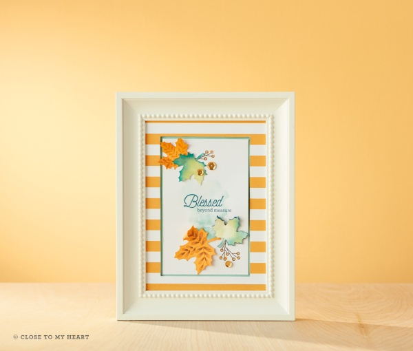 CTMH September Stamp of the Month