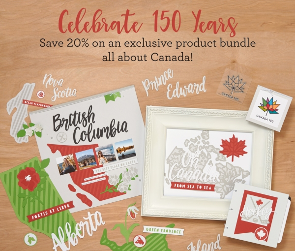 CTMH Canadian Cricut Celebration Bundle