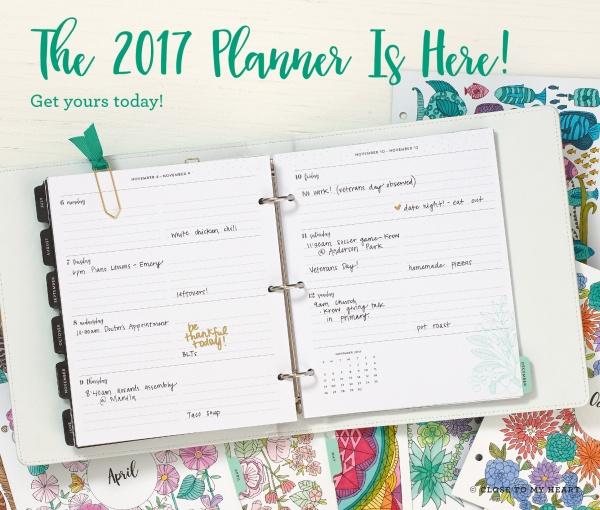 CTMH 2017 Planner