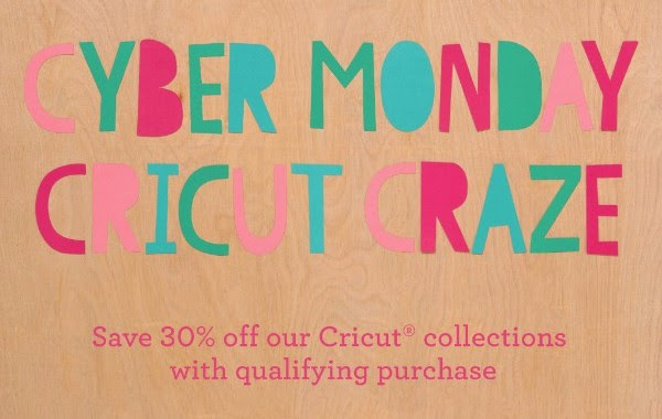 CTMH Cyber Monday Cricut Sale